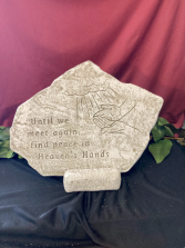 Until We Meet Again Stone