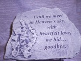 """""""Until We Meet"""" Sympathy Stone Sympathy"""