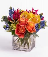 Uplifting  Bright Vase arrangement