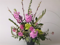 Uplifting Spring Arrangement