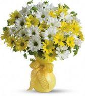 Upsy Daisey florial arrangement