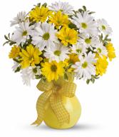 Upsy Daisy Vase