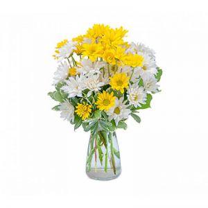 Upsy Daisy vase in Port Dover, ON | Upsy Daisy Floral Studio