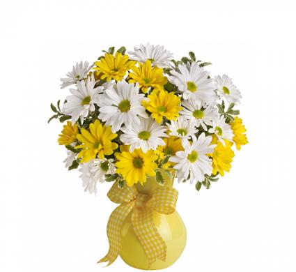 Upsy Daisy - 703 Vased Arrangement