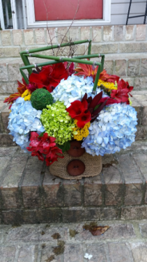 Urban Country Bouquet