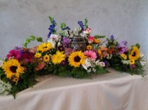 Urn Arrangement, Sepentine Memorial