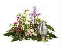 Urn Flower Arrangement