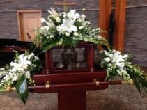 Urn Funeral Arrangement Funeral