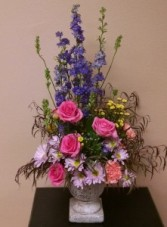 Urn Garden of Beauty - AWF12C