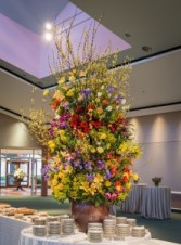 Garden of Spring Flowers va-131