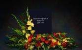 URN/PHOTO MEMORIAL PC 16 MEMORIAL SERVICE
