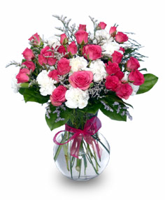 LET ME CALL YOU SWEETHEART Arrangement in Anderson, SC | NATURE'S CORNER FLORIST
