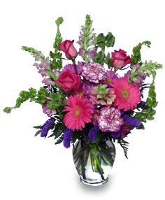 ENCHANTED BLOOMS Flower Arrangement in Richland, WA | ARLENE'S FLOWERS AND GIFTS