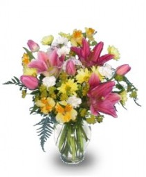 ROMANTIC SENTIMENTS Expressed with Flowers