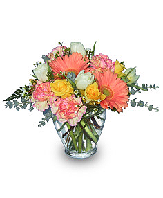 A CLASSIC BEAUTY Floral Vase