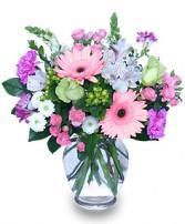 Ginger Vase for Mother's Day