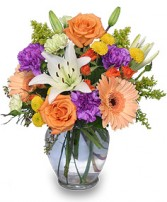 Celebrate! Bouquet in Berkley, Michigan | DYNASTY FLOWERS & GIFTS