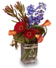 FLOWERS OF DISTINCTION Arrangement