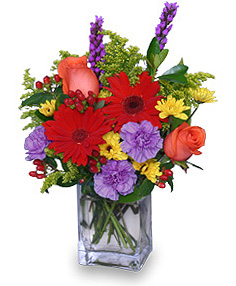 FLORAL TAPESTRY Bouquet of Flowers in Fitchburg, MA | CAULEY'S FLORIST & GARDEN CENTER
