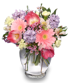 TIS SO SWEET  Bouquet of Flowers