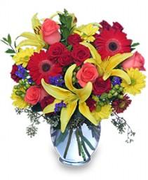 Make A Splash! Bouquet