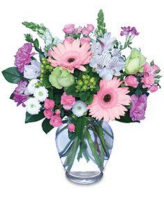 MELODY OF FLOWERS Bouquet in Fitchburg, MA | CAULEY'S FLORIST & GARDEN CENTER