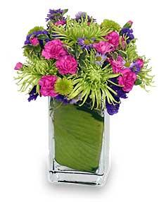 North saint paul florist north saint paul mn flower shop early spring green flower arrangement mightylinksfo