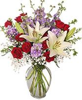DELICATE DAZZLER Floral Arrangement