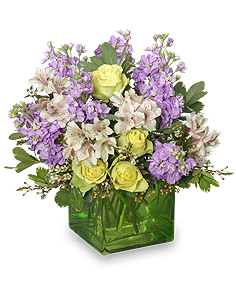 Chilled Out Bouquet of Flowers in Zionsville, IN | ZIONSVILLE FLOWER COMPANY