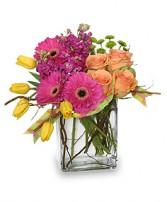 FLORAL AWAKENING Spring Flowers