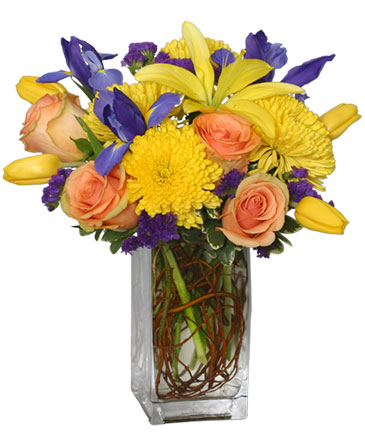 SUMMER SONG Floral Arrangement
