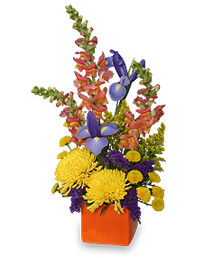 BEST BOSS BOUQUET Flowers for Bosses Day in Garrett Park, MD | ROCKVILLE FLORIST & GIFT BASKETS