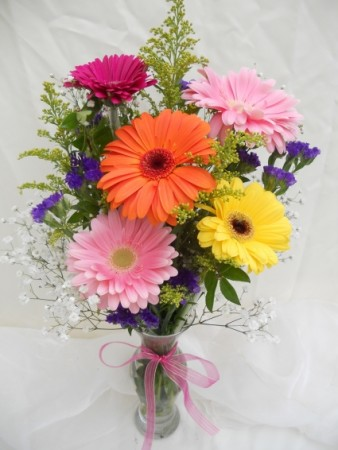 Crazy for Daisies Flower Arrangement