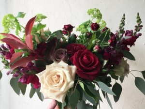 Va Va Voom Handtied Bouquet in Toronto, ON | BOTANY FLORAL STUDIO