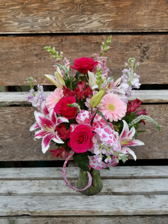 Endless Love Bouquet VA3