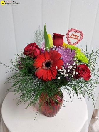 Val-Valentine Greeting