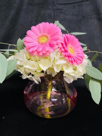 Dancing Daisy Flower Arrangement