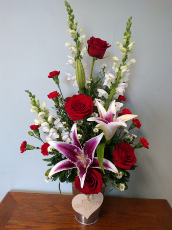 V.  4 Designer Arrangement