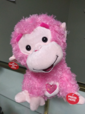 Musical Dancing (Love Machine)  Monkey