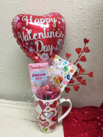 Valentine Candy Bouquet Candy In Doland Sd Just Beecuz Floral And