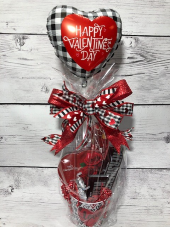 Valentine Candy Bouquet Candy Bouquet