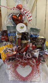 Valentine Candy Bouquets Large selection