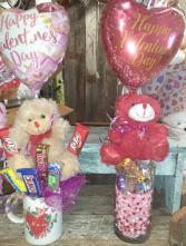 Valentine Candy Bqt