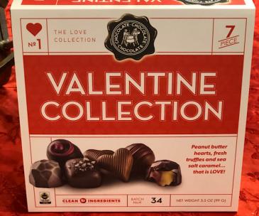 Valentine Collection Chocolates