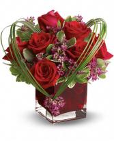 Valentine Cube Design