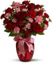 Valentine Dance With me Bouquet Valentine Flowers