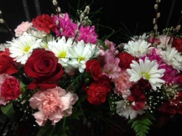 Valentine Designer's Choice Vase Arrangement
