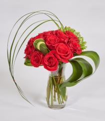 Valentine Flair Arrangement