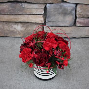 Prisoner Of Love  Flower Arrangement