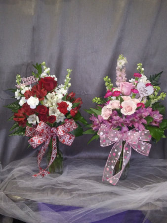 Valentine Fragrance Day Bouquet